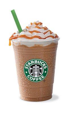 Starbucks Caramel Frappuccino - Fast