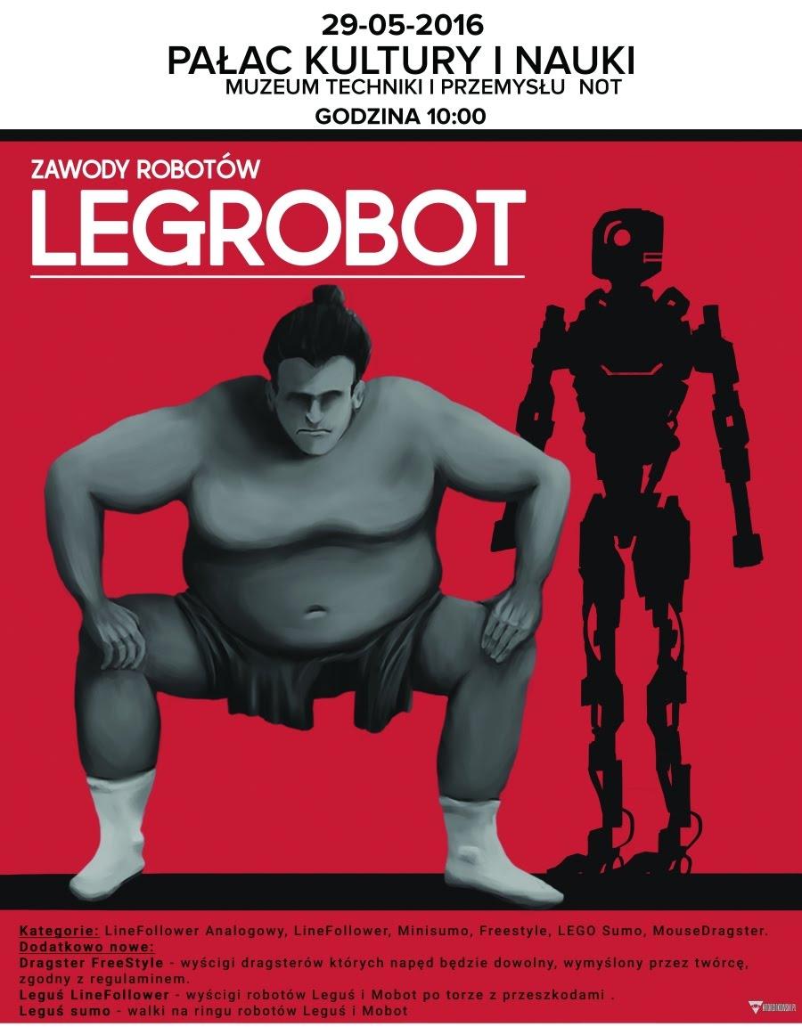 Zawody LEGROBOT 2016
