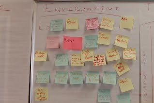 Environment Brainstorm
