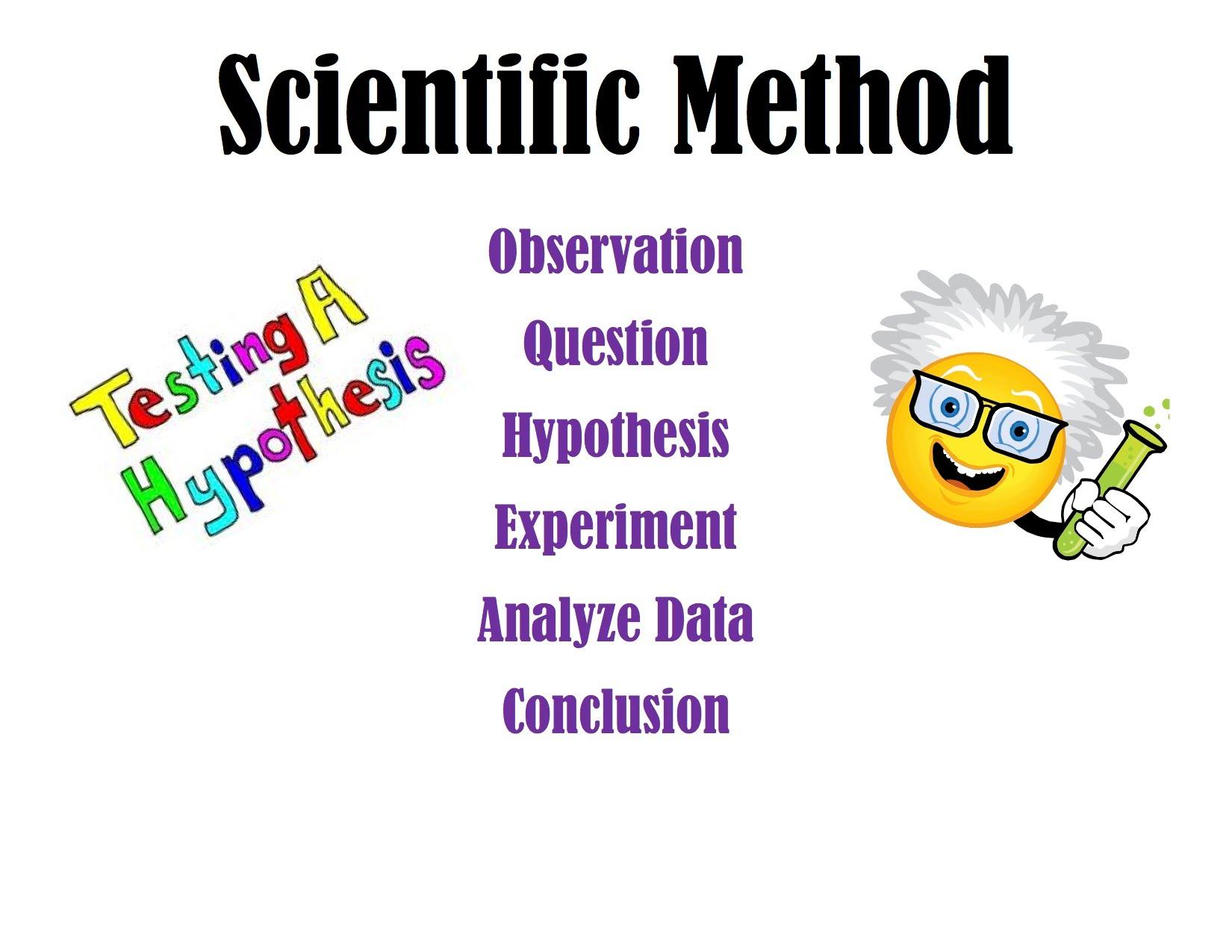Scientific Method - STEM & PLTW Launch 2017-2018