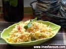 Carrot-Capsicum Rice