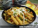 Penne Vegetable Pasta