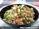 Rice Vegetable Salad