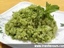 Spinach Cous Cous