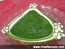 Mint Garlic Chutney