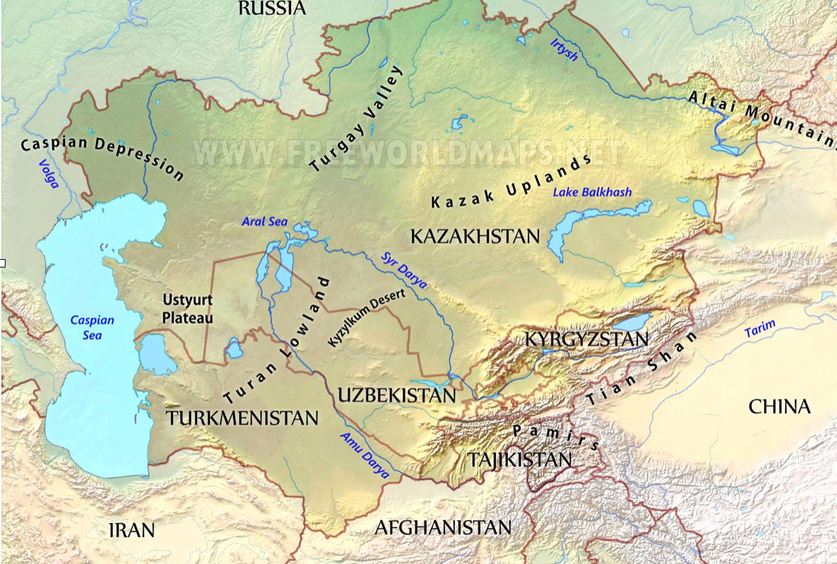Picture of: Mountains Of Central Asia Biodiversity Hotspots Lcs Ess