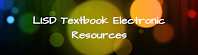 LISD Electronic Resources