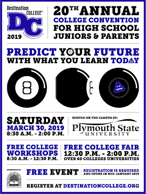 Destination College Poster 2019