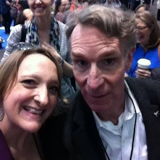 Bill Nye and Me...no big deal