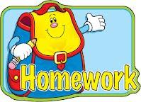 Homework & Event Calendar