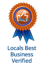 locals best business verified