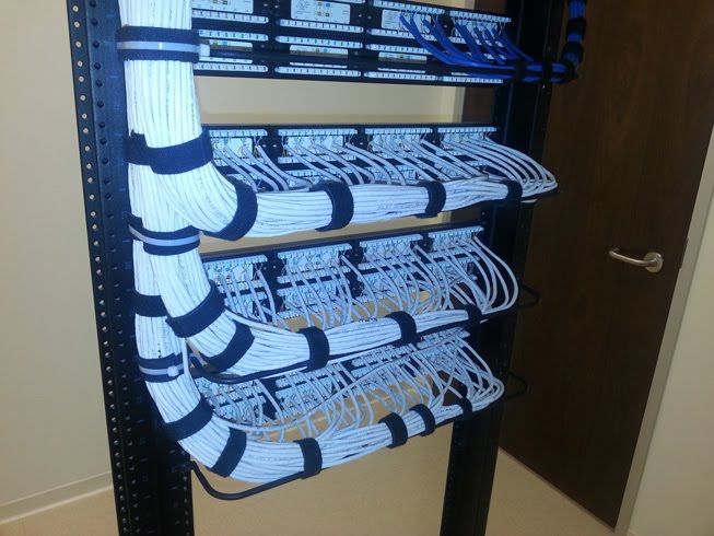 network cabling irvine