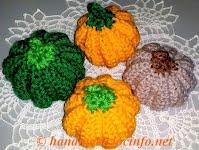 かぼちゃたわし-1