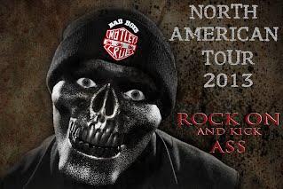 Motley Crue North American Tour 2013