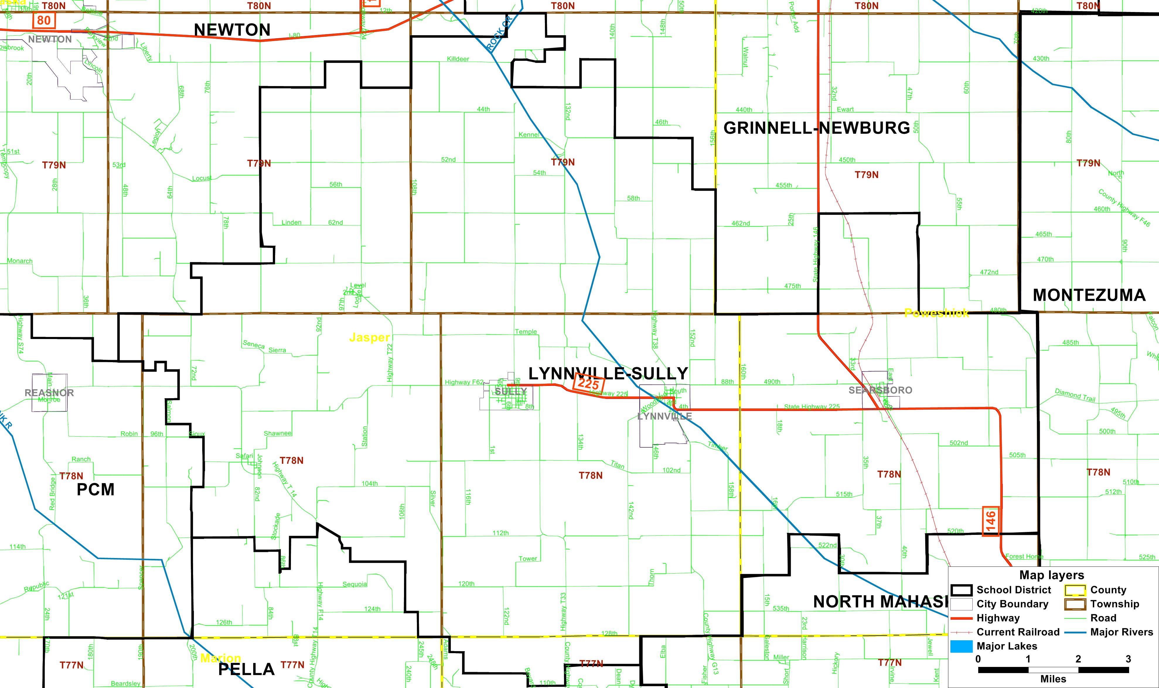 Iowa Teacher Salaries By District 2015