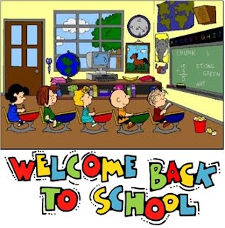 Image result for snoopy welcome back to school