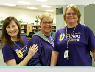 The power of purple librarians