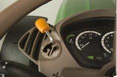 Utilisation de la transmission - Transmission AutoPowr John Deere