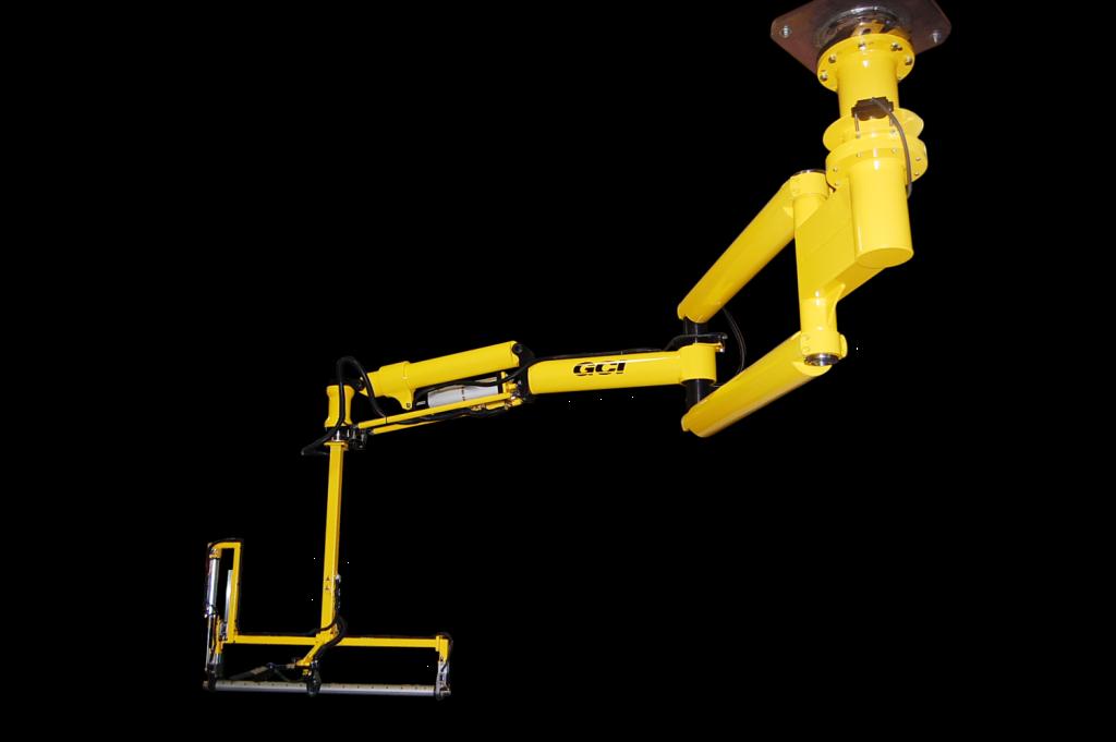 Gci Torque Arm : Gci manipulators and torque reaction arms m revolutions