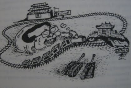 history of china and tibet relationship