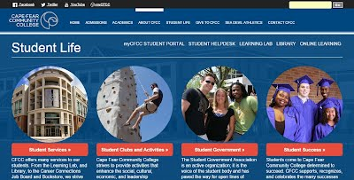 Go Back CFCC website