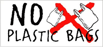 Image result for no more plastic bags