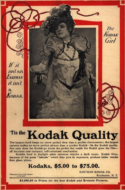 Analysis of a Kodak Advertisement