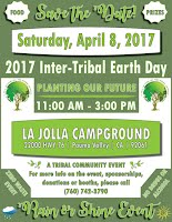 Inter-Tribal Earth Day 2017
