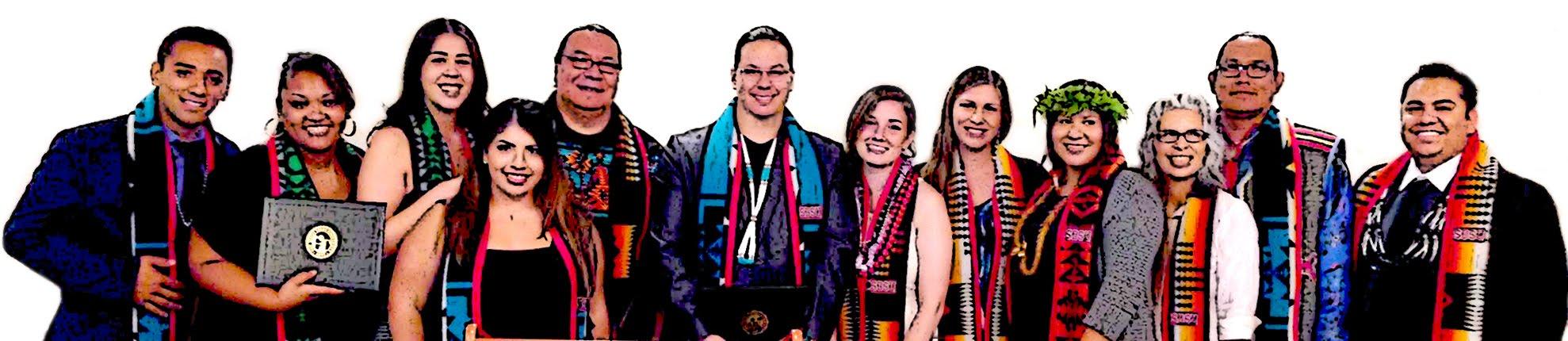 American Indian Studies Graduates 2015