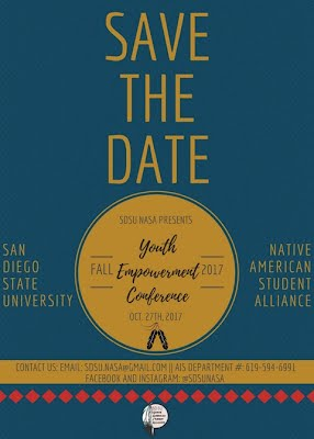 Save the Date - 2017 Youth Empowerment Conference