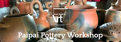 Paipai Pottery Workshop 2017