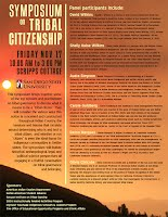 Symposium on Tribal Citizenship
