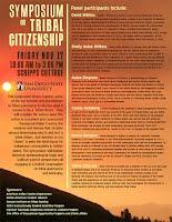 Symposium on Tribal Citizenship