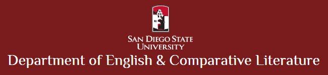 SDSU Department of English and Comparative Literature