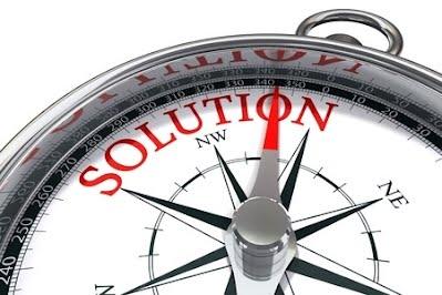 Finding Solutions: Image Copyright: www.123rf.com/profile_donskarpo 123RF Stock Photo