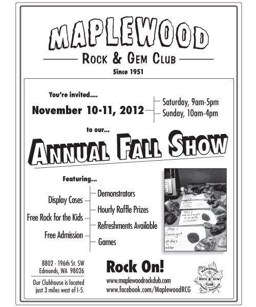 Annual Fall Show