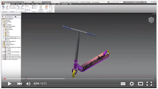 Incredible Autodesk Scooter Tutorials Michaudc Download Free Architecture Designs Lukepmadebymaigaardcom