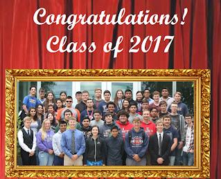 2017 Graduation Memory Brochure