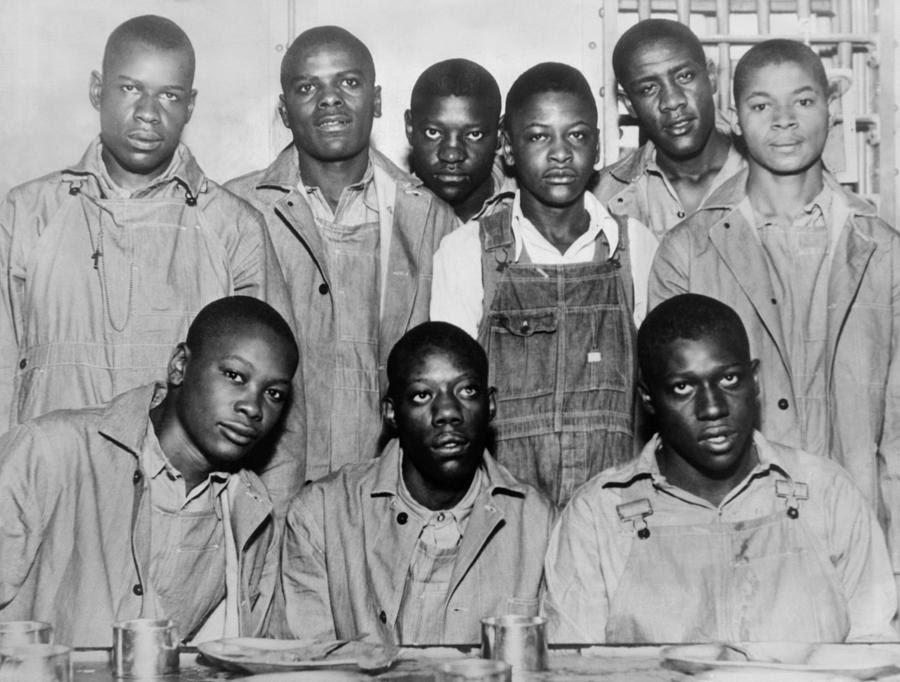 Tom Robinson and the Scottsboro Boys - The Alabama Court Sysytem