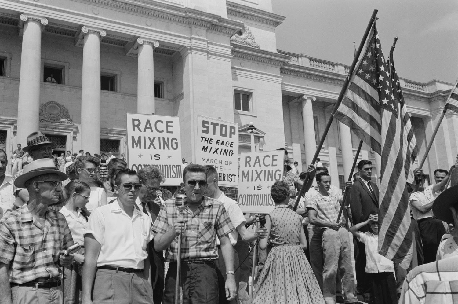 Relevant Poetry - Racism During the Great Depression