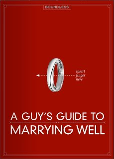 Guys Guide to Marrying Well