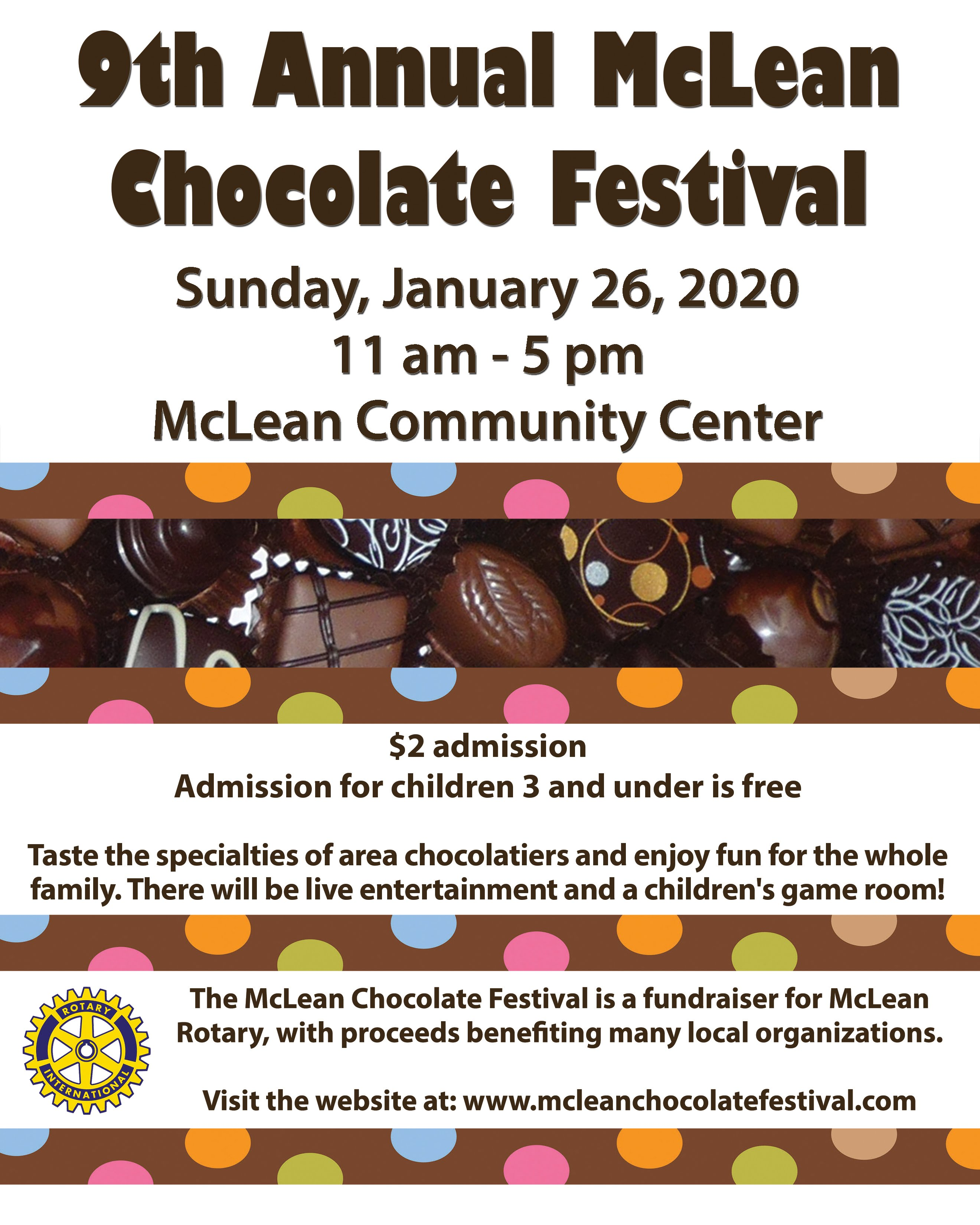 Home Free Tour Schedule 2020 mcleanchocolatefestival