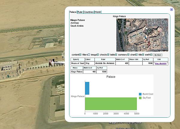 Data Driven Mapping Applications Desktop Liberation - Data driven mapping