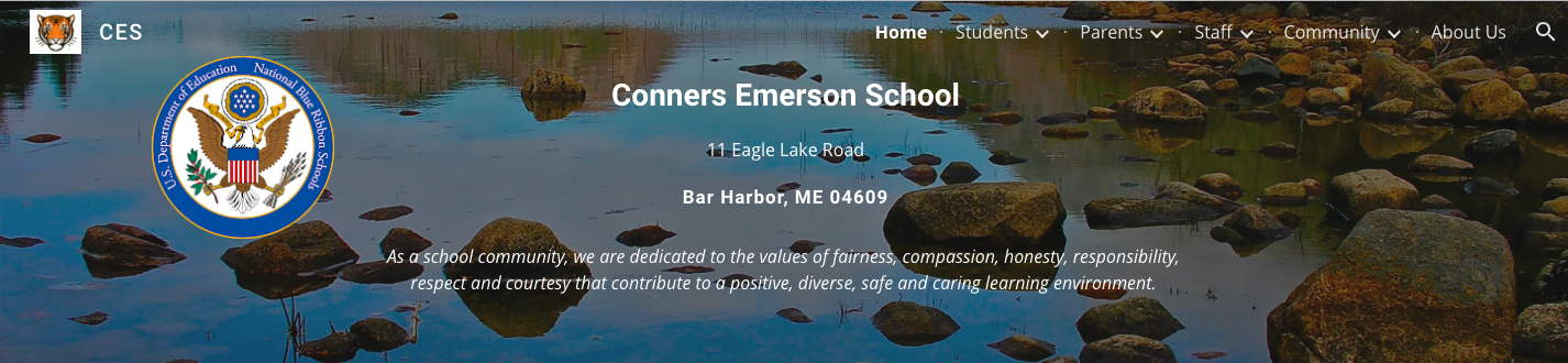 Conners Emerson Homepage