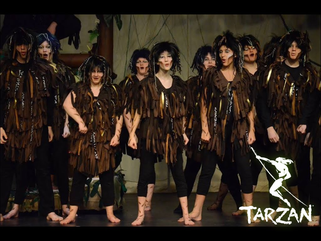 tarzan fall musical 2016 www mdidrama org. Black Bedroom Furniture Sets. Home Design Ideas