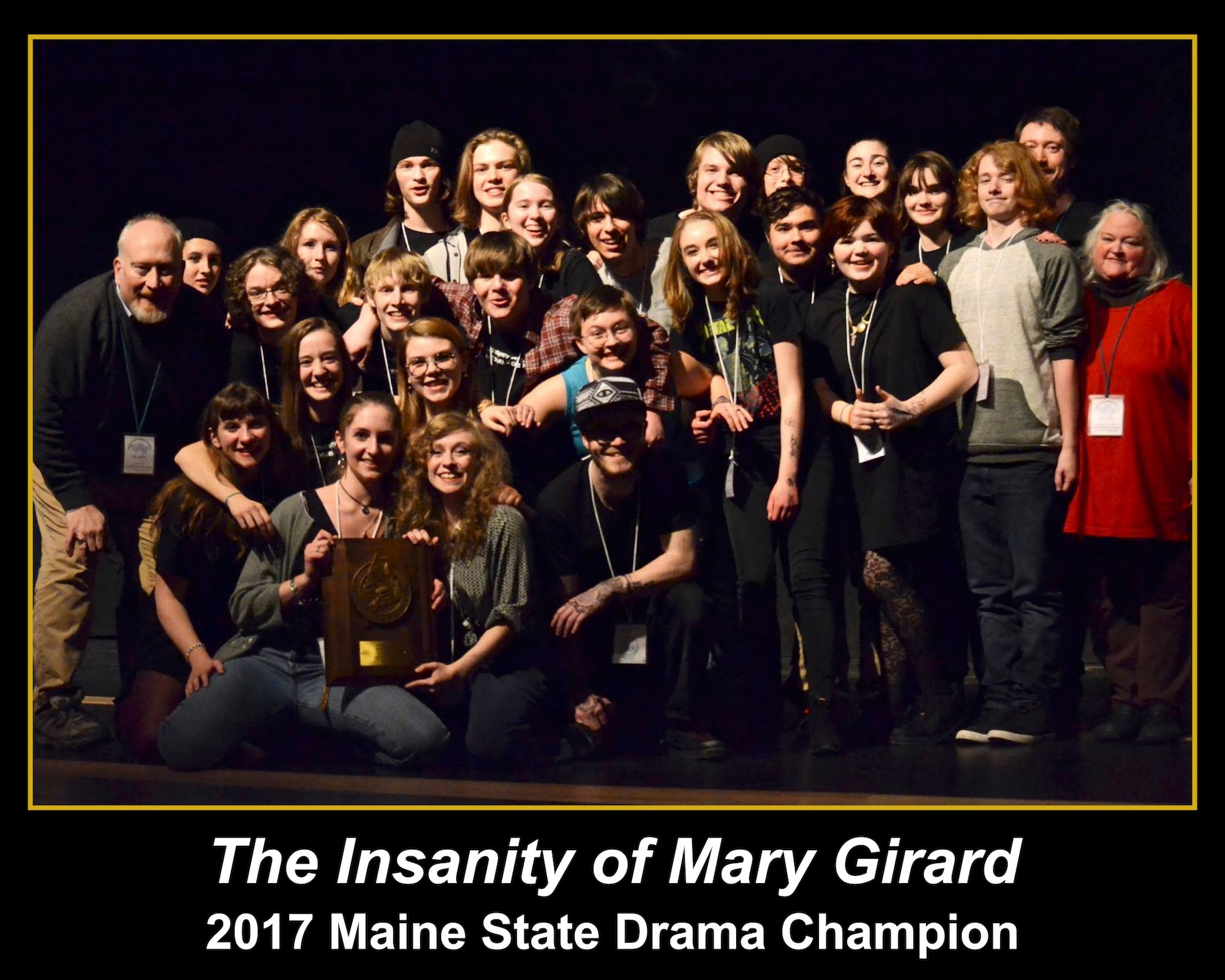 One Act 2017 - 'The Insanity of Mary Girard' by Lanie Robertson