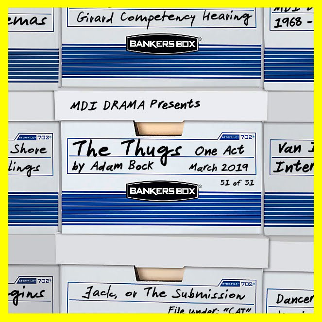 The Thugs - One Act 2019
