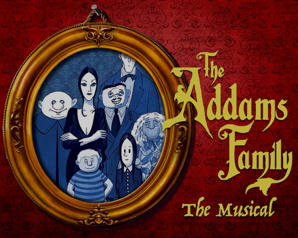 The Addams Family - Fall Musical 2018