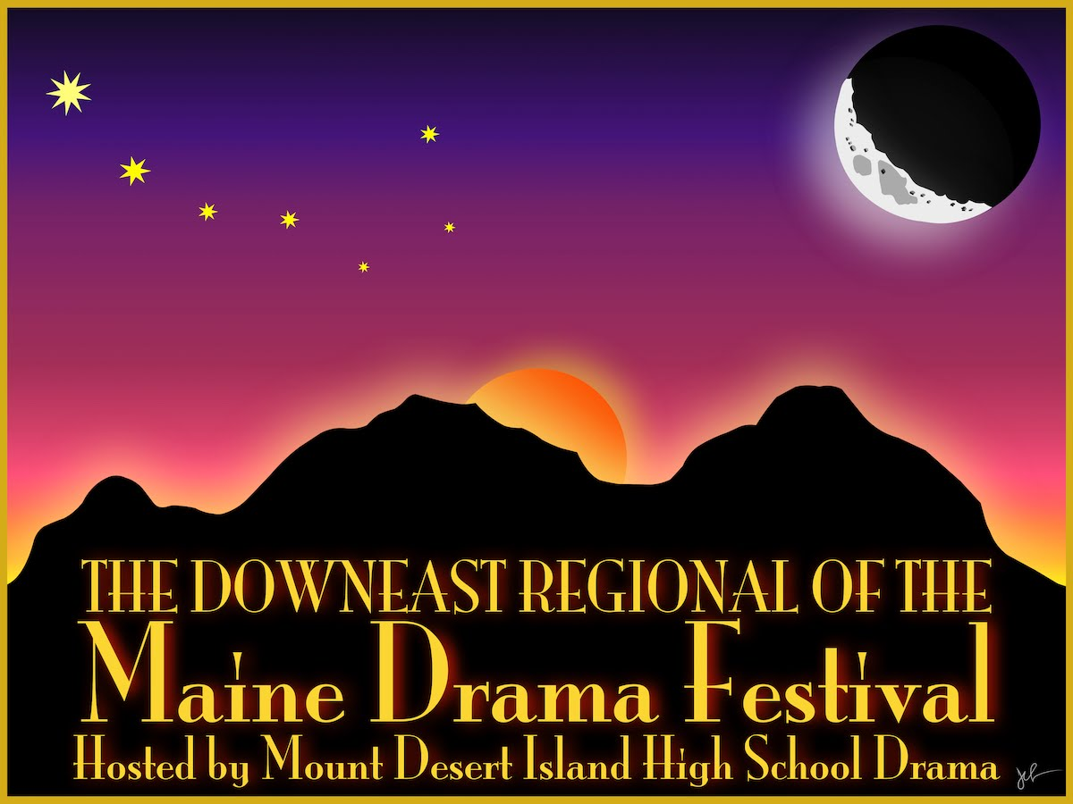 Schedules - Downeast Regional of the Maine Drama Festival