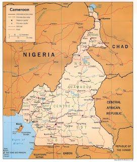 Cameroon by Dariush   GPS Africa